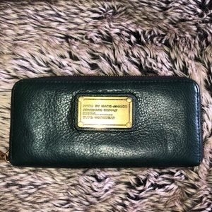 Marc by Marc Jacobs Forest Green Wallet